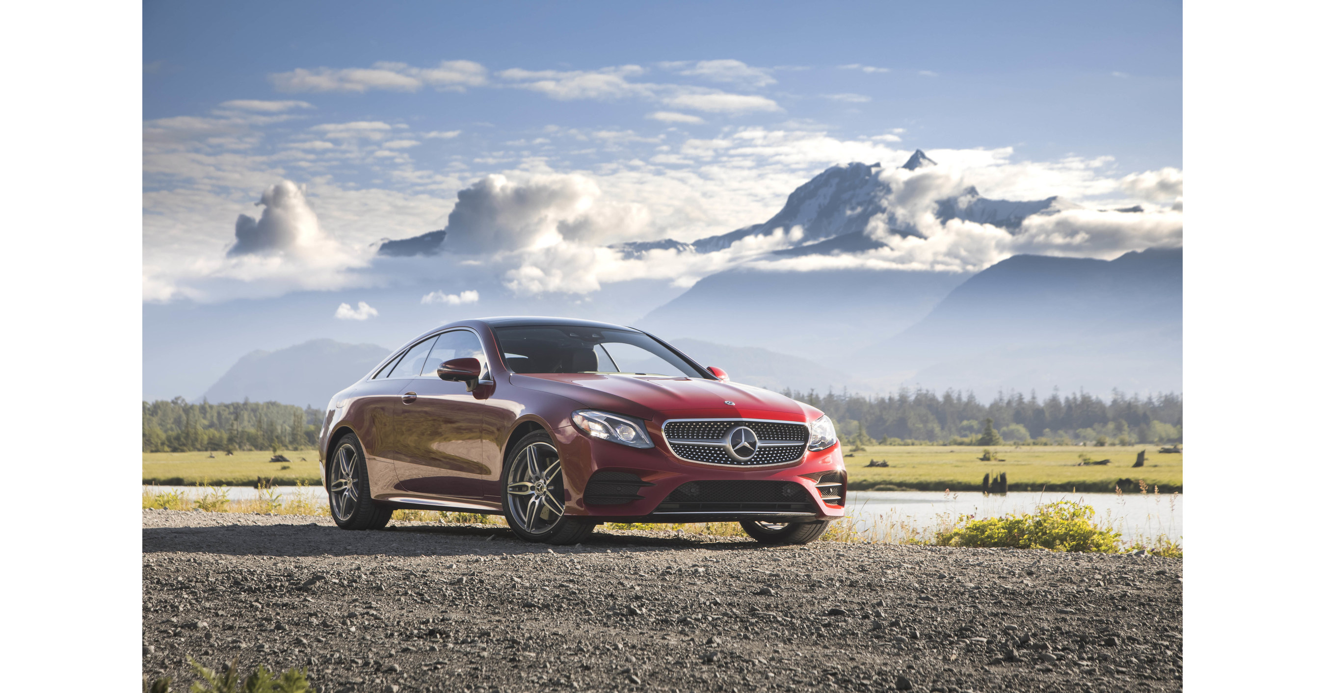 Cnw mercedes benz canada reports sustained momentum in for Mercedes benz richmond bc