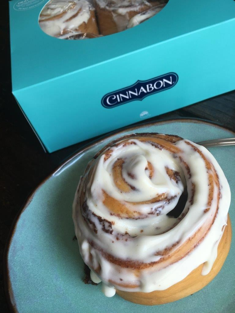 Goldbely's Offerings Just Got Sweeter with Cinnabon