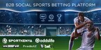 Social sports betting platform SportKenya aims to conquer Africa (PRNewsfoto/Oddslife Ltd.)