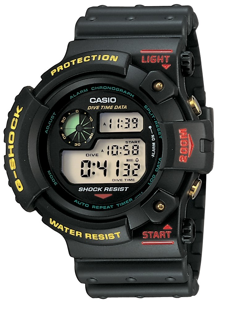 DW6300 - First Frogman Diving Model