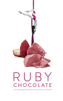 Ruby Chocolate Official Image