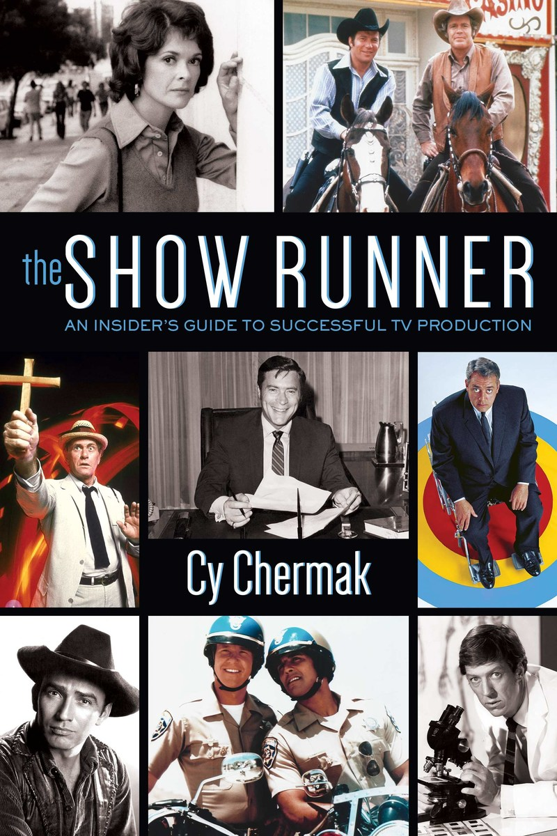 "New book ""The Showrunner"" gives behind-the-scenes look at making network TV series."