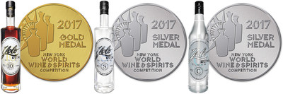 Yolo Rum Wins Multiple Medals at 2017 New York World Wine and Spirits Competition