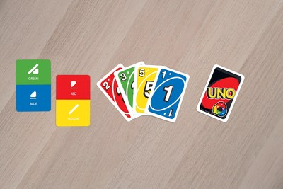 On September 6, International Colorblind Awareness Day, UNO introduced the world's first card game for the colorblind – UNO ColorADD – extending game play to the 13 million Americans who are affected by this condition. Now available on shop.Mattel.com/UNO with an MSRP of $5.99.""