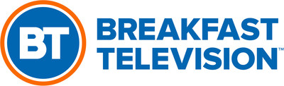 Breakfast Television Logo (CNW Group/Rogers Media)