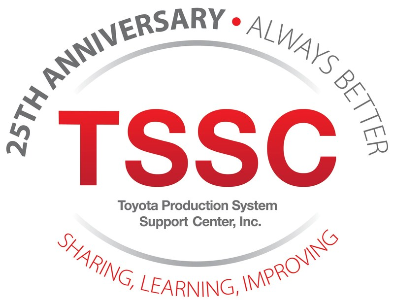 Toyota Production System Support Center logo