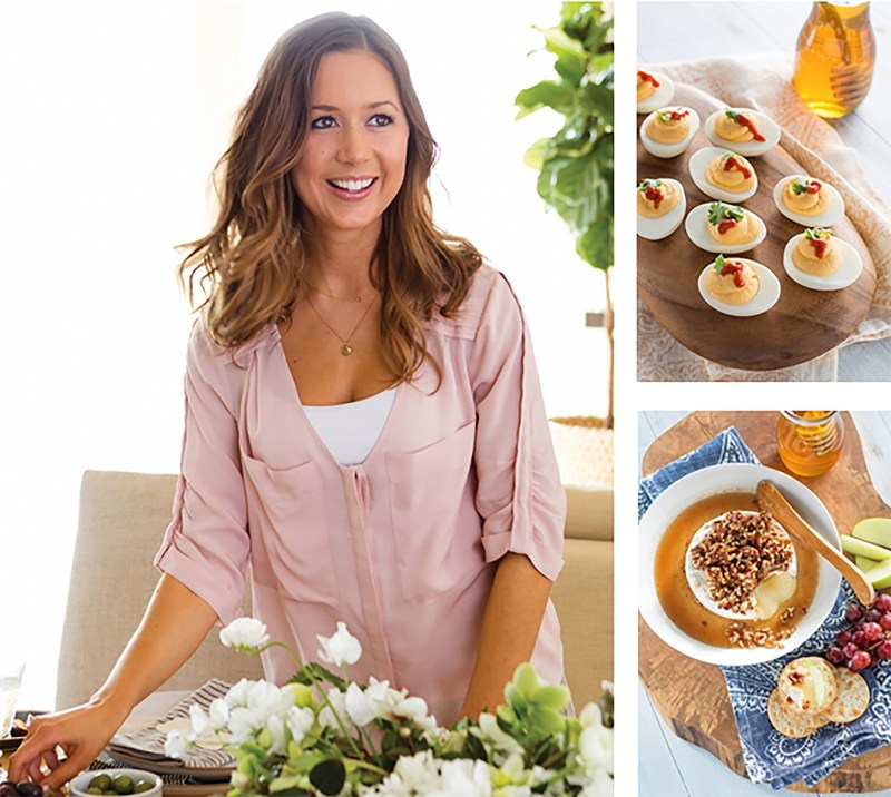 The National Honey Board and Camille Styles partner to savor Golden Moments throughout the month of September in honor of National Honey Month.
