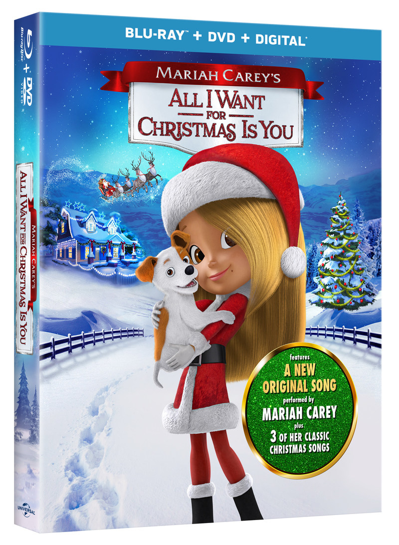 From Universal Pictures Home Entertainment: Mariah Carey's All I Want For Christmas Is You