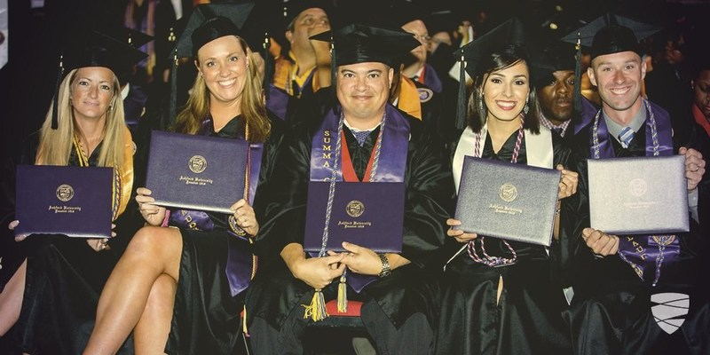 Ashford University will hold its Fall 2017 commencement ceremony on Sunday, October 8. The ceremony will take place at the Viejas Arena.