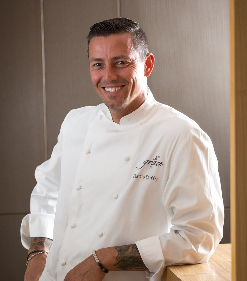 The Hong Kong Tourism Board announced today that critically-acclaimed American chef Curtis Duffy will bring his culinary talents to Asia as one of only three featured international master chefs at Hong Kong's CCB (Asia) Wine & Dine Festival.