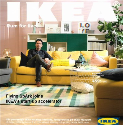 Flying SpArk Joins IKEA's Start-up Accelerator (PRNewsfoto/Flying SpArk Ltd)