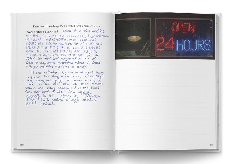 Once Upon a Pancake Releases Unfinished Coffee Table Book