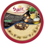 Sabra Announces New Greek Inspired Herbs & Olive Oil Hummus
