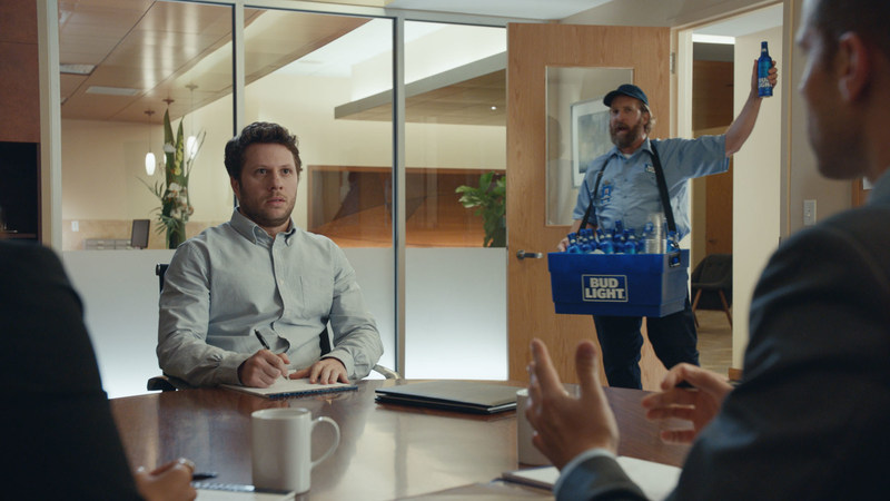 Bud Light Kicks-Off The NFL Season With New Football-Themed Advertising And Iconic Toast At Gillette Stadium