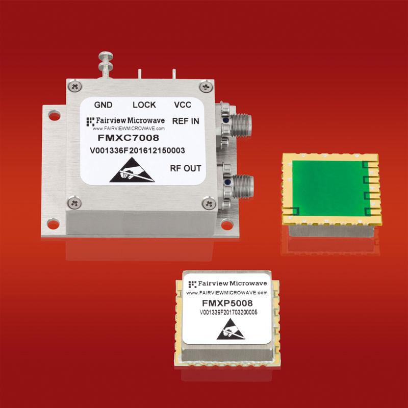 Fairview Microwave Phase Locked Oscillators