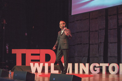 Bill Walshe, Viceroy Hotel Group, at TEDxWilmington Salon