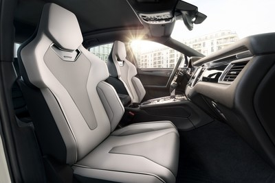 New performance seat for compact performance SUVs: Recaro Automotive Seating combines advanced driving comfort and sporty attitude. (PRNewsfoto/Recaro Automotive Seating)