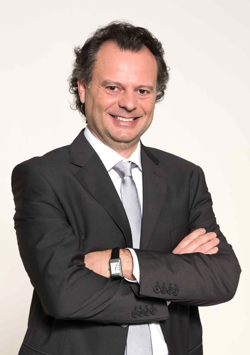 Augusto Mitidieri, CEO of Sintetica S.A. (PRNewsfoto/Business Worldwide Magazine)