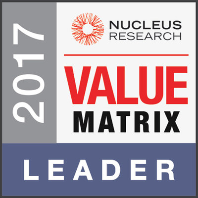 SYSPRO is Again Named a Leader in 2017 Nucleus Research ERP Technology Value Matrix