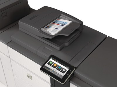 Sharp To Exhibit High Volume Multifunction Printers At PRINT 17