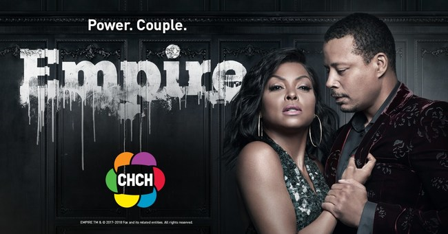 Empire - Season Premiere September 27 on CHCH (CNW Group/CHCH Television)
