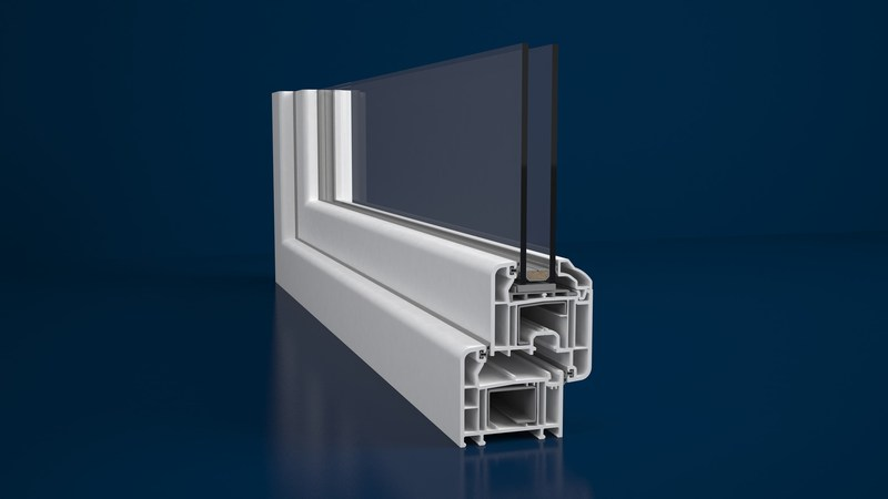 Deceuninck North America's new Revolution XL™ Tilt & Turn window and door system achieves the best of both worlds: a European-style product designed for high-performance U.S. applications.