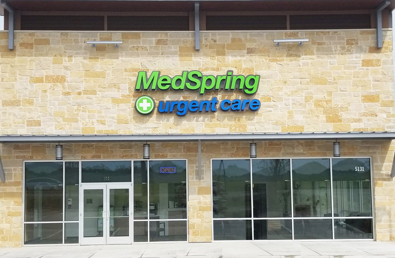 Medspring Urgent Care Now Open In Mckinney Tx