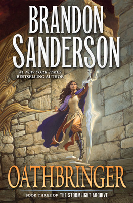 Tor Books Announces Release Date And Tour For #1 New York Times Bestselling Author Brandon Sanderson's Newest Book In The Stormlight Archive Series