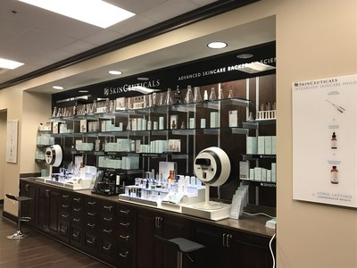 SKINCEUTICALS ANNOUNCES ADVANCED CLINICAL SPA AT ADVANCED DERMATOLOGY AND SKIN CARE CENTRE