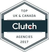 Top UK & Canada Agencies 2017