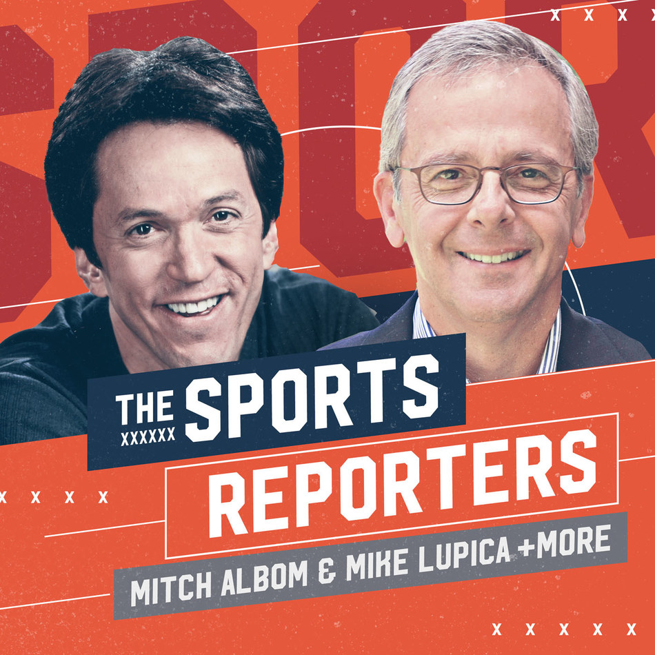Mitch Albom and Mike Lupica Partner with Cadence13 to Relaunch 'The Sports Reporters' as a Podcast