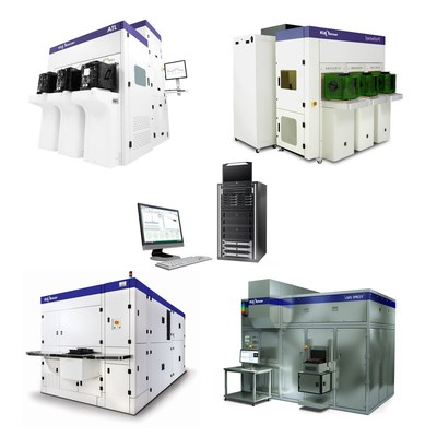KLA-Tencor's five new patterning control systems for reticle and IC manufacturing enable identification and correction of process variations at the source.