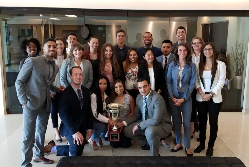 National sales recognition goes to Chicago area marketing company LAUNCH.
