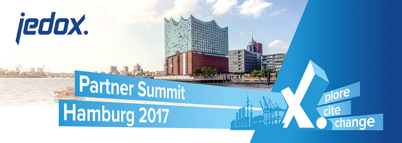 The sixth annual partner conference will take place in Hamburg/Germany Sept. 18-20th.