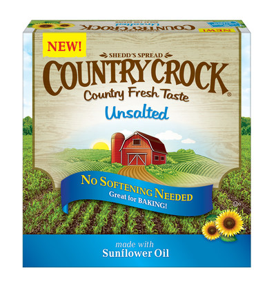 Country Crock® Unsalted Buttery Sticks