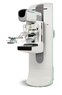 3Dimensions(TM) Mammography System