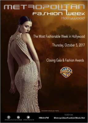 Nominations Announced for the 2017 Metropolitan Fashion Awards Recognizing Outstanding Achievements in Fashion and Costume Design in Motion Pictures, Television and Live