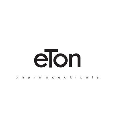 Eton Pharmaceuticals (PRNewsfoto/Eton Pharmaceuticals, Inc.)