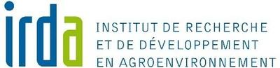 Logo : Institut de recherche et de développement en agroenvironnement (IRDA) (Groupe CNW/Cabinet du ministre de l'Agriculture, des Pêcheries et de l'Alimentation)