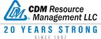 CDM Resource Management Celebrates 20 Years in the Industry as One of The Best Natural Gas Compression and Treating Contract Service Providers in the USA