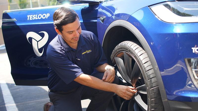 The Goodyear Tire & Rubber Company Announces Intelligent Tire Trial, Expands Fleet Management Solution for Semi-Autonomous Fleet.