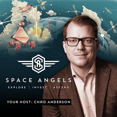Space Angels Podcast Cover Art