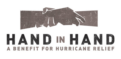 Hand in Hand: A Benefit for Hurricane Relief Announces New Charity Partners to Support those Affected by Hurricane Irma