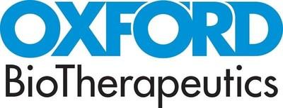 Oxford BioTherapeutics Logo (PRNewsfoto/Oxford BioTherapeutics)
