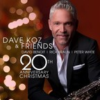 Grammy-Nominated Saxophonist Dave Koz Releases New Christmas Album, Announces Christmas Tour And Teams Up With Salvation Army To Donate Proceeds To Provide Service To LGBTQ Hurricane Survivors