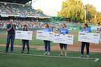 WGU and Salt Lake Bees Award Tuition for One Year to Four Students
