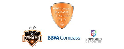 BBVA Compass Dynamo Charities Cup Will Get National Audience in Its Effort to Benefit Hurricane Harvey Relief