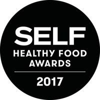 2017 SELF Healthy Food Awards Logo