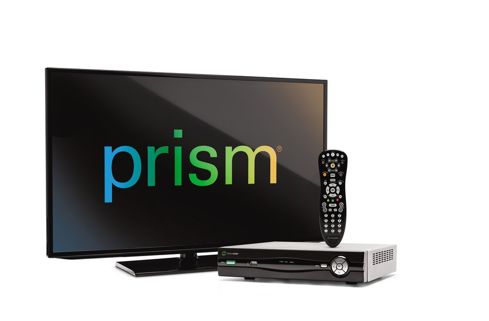 CenturyLink Prism TV Service