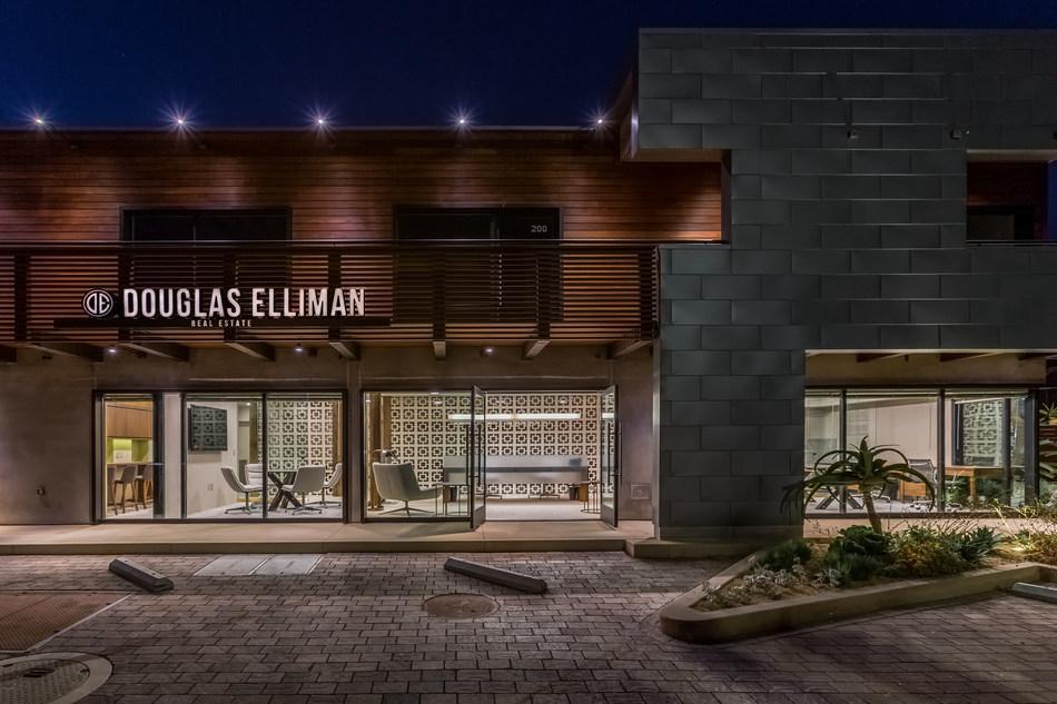 Douglas Elliman's Malibu office (photo credit: Steve Magner)